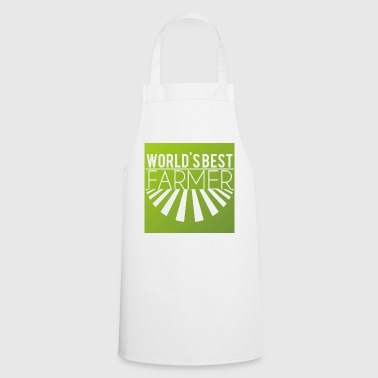 Farmer Farmer / Farmer / Farmer: World's Best Farmer - Cooking Apron