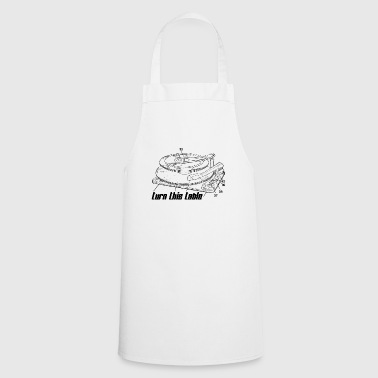 Turn This Table On! - Cooking Apron