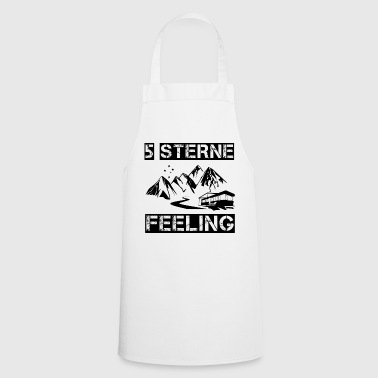 Camping 5 star feeling - Cooking Apron