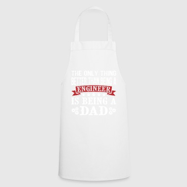 The Only Thing Engineer Dad - Cooking Apron