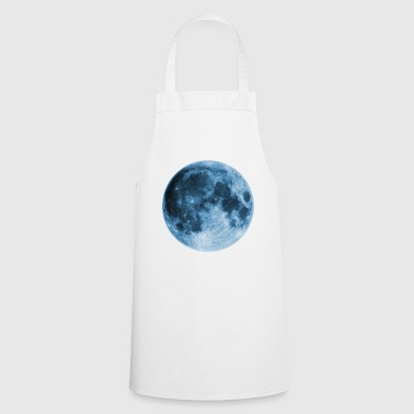Wicca Full Moon, magic, fantasy, night, wicca, space - Cooking Apron