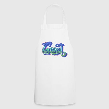 great - Cooking Apron