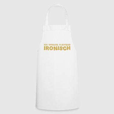 Ironic - Cooking Apron