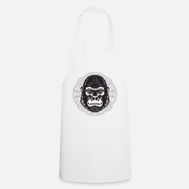 Ape great ape - Cooking Apron