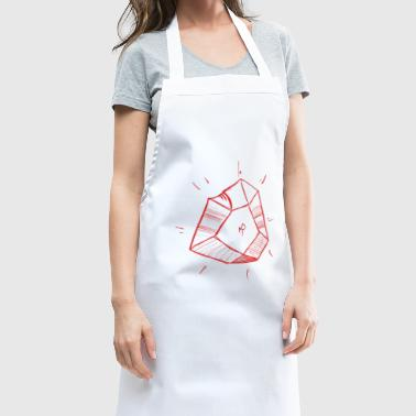 Red Philosopher's Stone - Cooking Apron