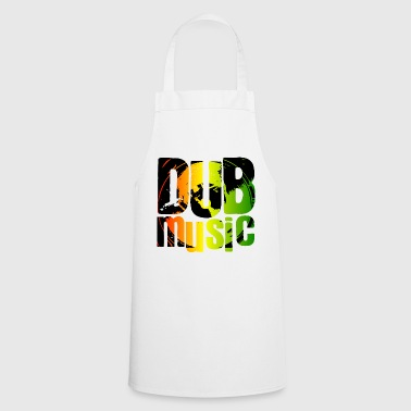 Dub music - Cooking Apron