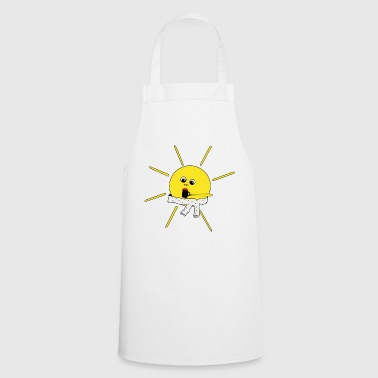The sun is cold - Cooking Apron