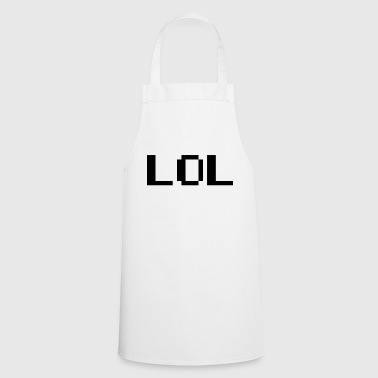 Lol LOL - Cooking Apron