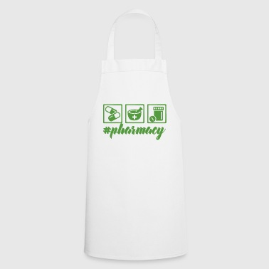 Pharmacy / Pharmacist: #pharmacy - Cooking Apron