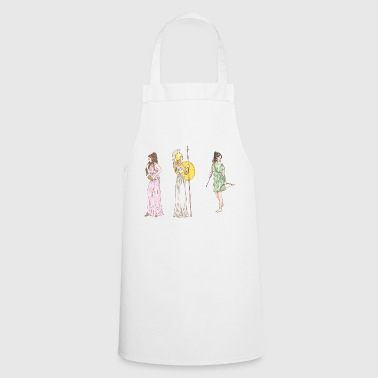 Ancient women - Cooking Apron