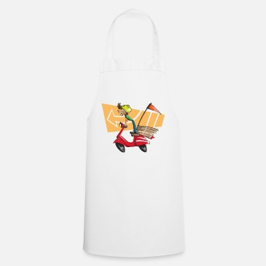 Scooter scooter - Cooking Apron