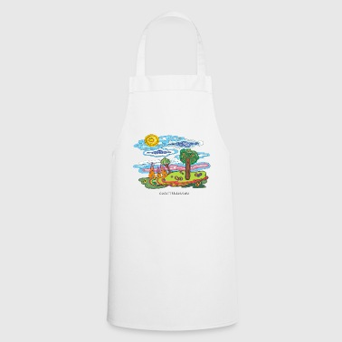 Childhood memory - Cooking Apron