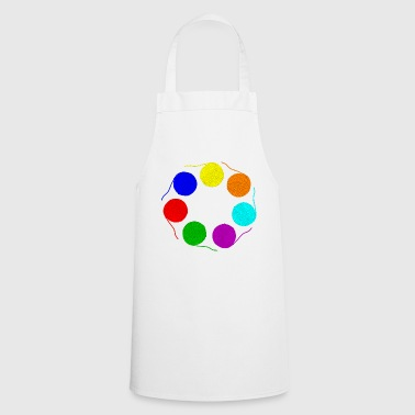 Cat wool - Cooking Apron