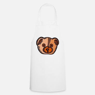 Dead Dead Bear - Cooking Apron