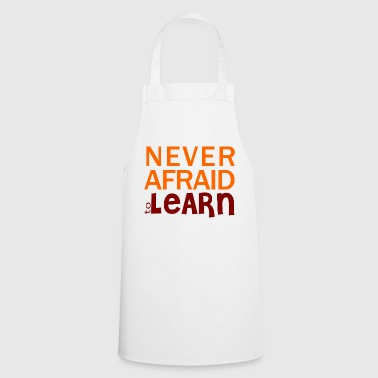 To read - Cooking Apron