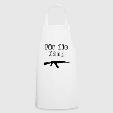 For the gang - Cooking Apron