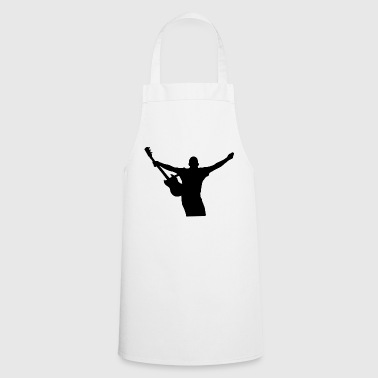 Guitarist - Cooking Apron