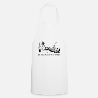 Beautiful beauty - Cooking Apron