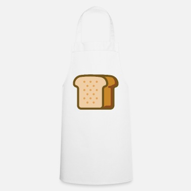 Bakery bread bread baking bakery bakery - Cooking Apron