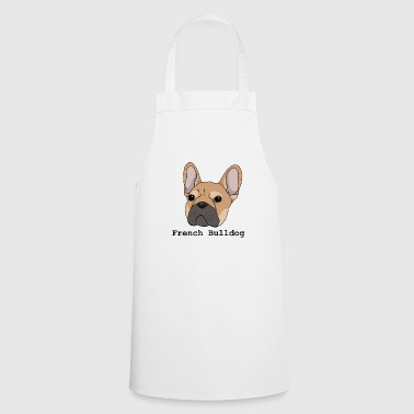 French Bulldog, French Bulldog - Cooking Apron