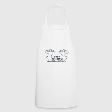 Body body builder - Cooking Apron