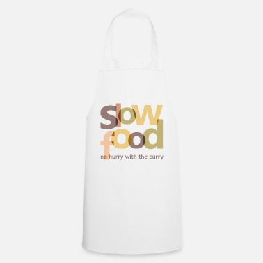 Curry slow food - no hurry with the curry - Cooking Apron