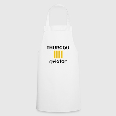 Aviation Thurgau Aviator - Cooking Apron
