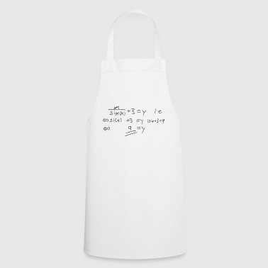 Math - Cooking Apron