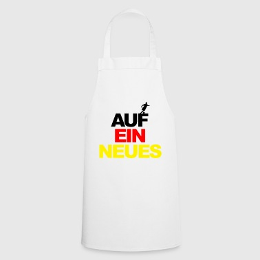 European Championship on a new world champion football Germany - Cooking Apron
