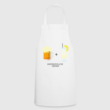 Unforgettable evenings - Cooking Apron