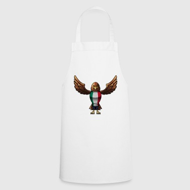Mexican eagle - Cooking Apron