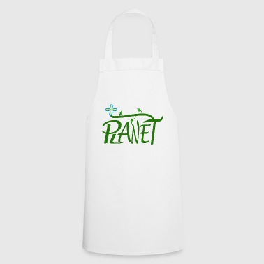 planet - Cooking Apron