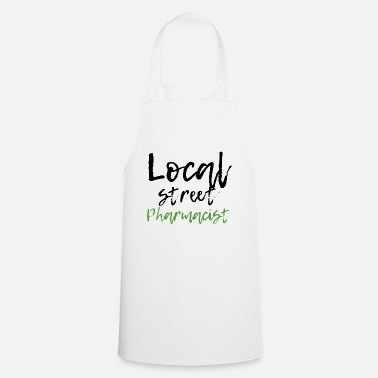Pharmacist Pharmacy / Pharmacist: Local Street Pharmacist - Cooking Apron