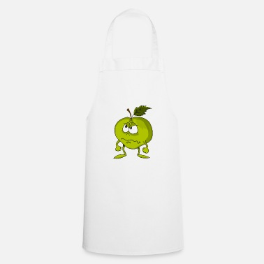 Sour Sour apple - Cooking Apron