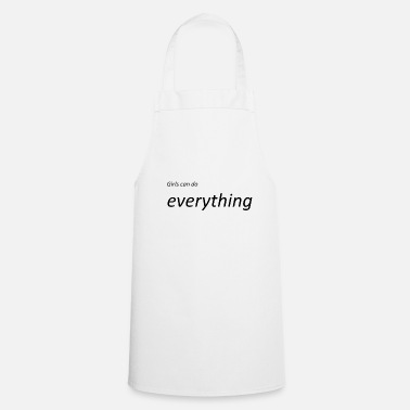 Power Power and power - Cooking Apron