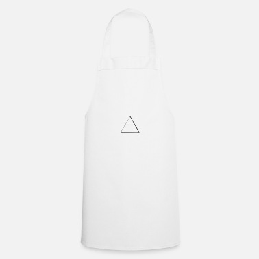 Triangle triangle - Cooking Apron