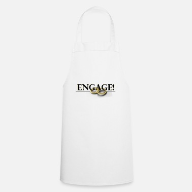 Engagement Engage - Cooking Apron