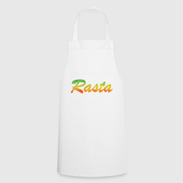 Rasta - Cooking Apron