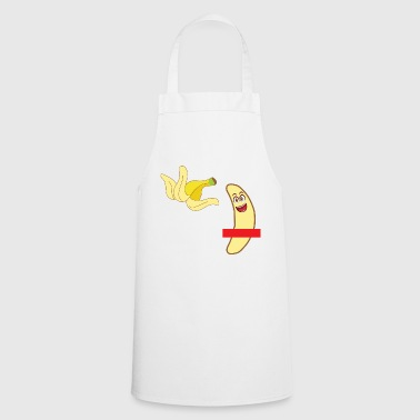 Naked NAKED BANANA! - Cooking Apron