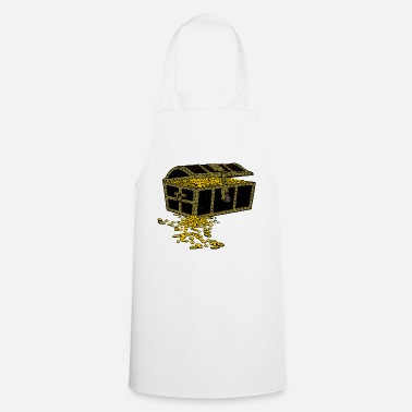 Treasure treasure - Cooking Apron