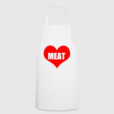 meat - Cooking Apron