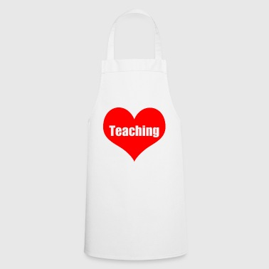 Teaching teaching - Cooking Apron