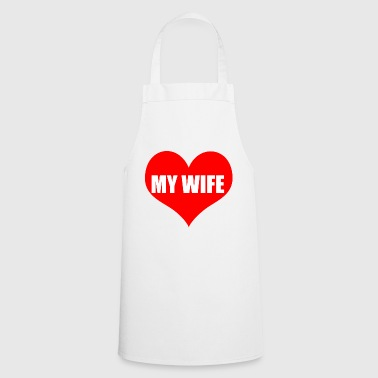 wife - Cooking Apron