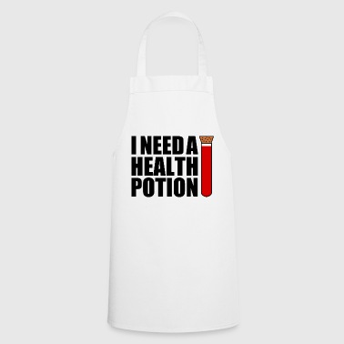 Health Potion - Cooking Apron