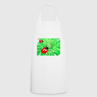 hemp beetle - Cooking Apron