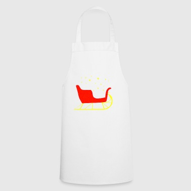 I WANNA RIDE ON SANTAS SLEIGH - Cooking Apron