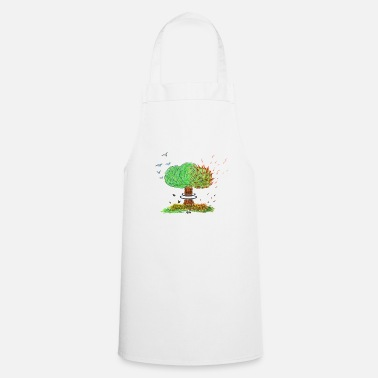 Nuclear NUCLEAR TREE - Cooking Apron