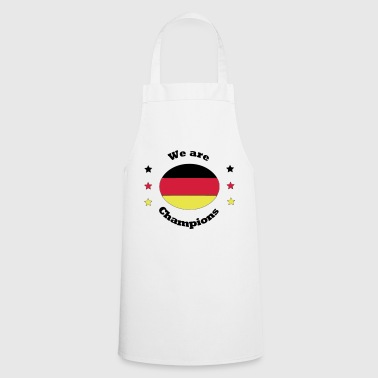 Champions - Cooking Apron