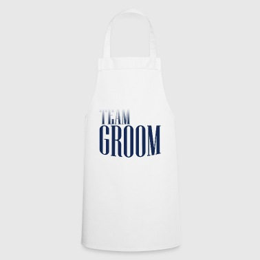 Wedding Party Team Groom | Wedding bachelor party - Cooking Apron