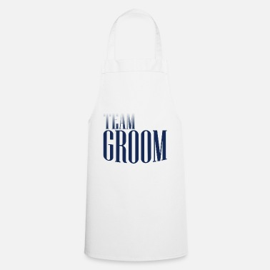 Party Team Groom | Wedding bachelor party - Cooking Apron